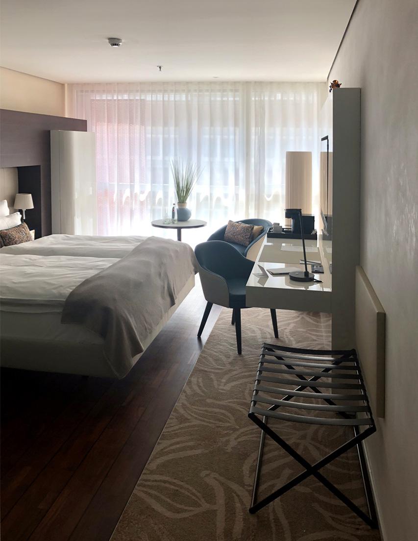 Hotel Side Hotel - design by Matteo Thun & Partners <br>Amburg (DE)